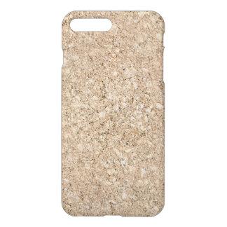 Pale Peachy Beige Cement Sidewalk iPhone 8 Plus/7 Plus Case