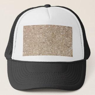 Pale Peachy Beige Cement Sidewalk Trucker Hat