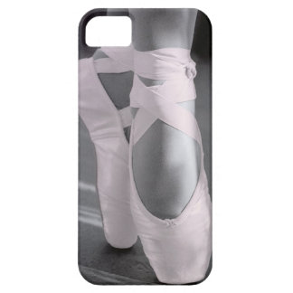 Pale Pink Ballet Shoes iPhone 5 Cases