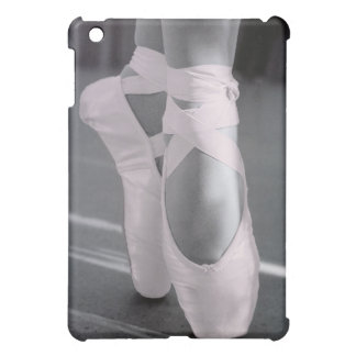 Pale Pink Ballet Shoes Case For The iPad Mini