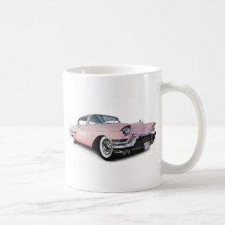 Pale Pink Cadillac Coffee Mug