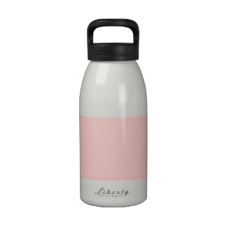 Pale Pink Classic Colored Drinking Bottle