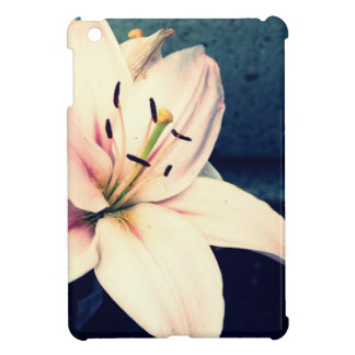 Pale Pink Daylily Case For The iPad Mini