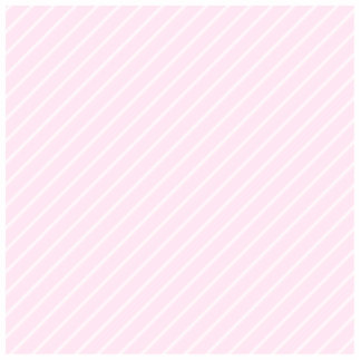 Pale pink Diagonal Stripes. Cutout