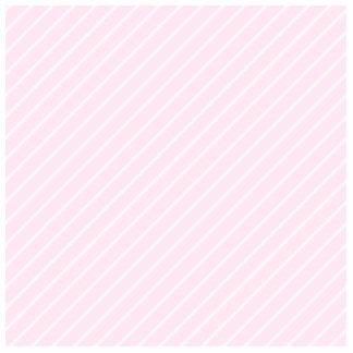 Pale pink Diagonal Stripes. Cutout