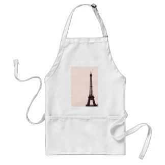 pale pink Eiffel Tower Aprons