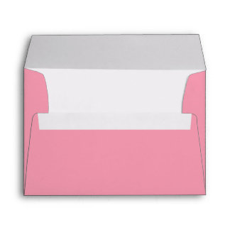 Pale Pink Envelope