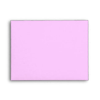 Pale Pink Keep Calm and Carry On Envelope
