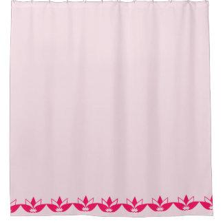 Pale Pink Shower Curtain. Pale Pink Lotus Flowers Shower Curtain Flower Curtains  Zazzle