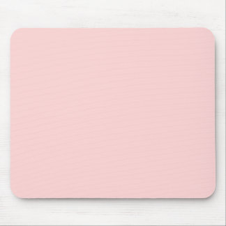 Pale Pink Mouse Pad