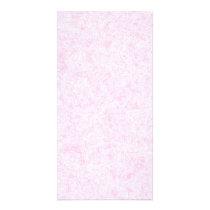Pale Pink Random Background Pattern. Card