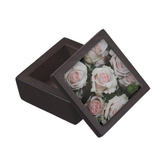 Pale Pink Rose Image Gift Box