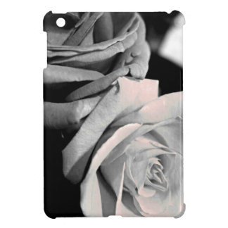Pale Pink Rose iPad Mini Covers