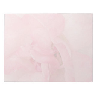 Pale Pink Rose Notepads
