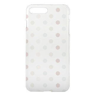 Pale Polka Dot iPhone 7 Plus Case