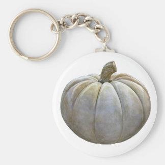 Pale Pumpkin Keychain