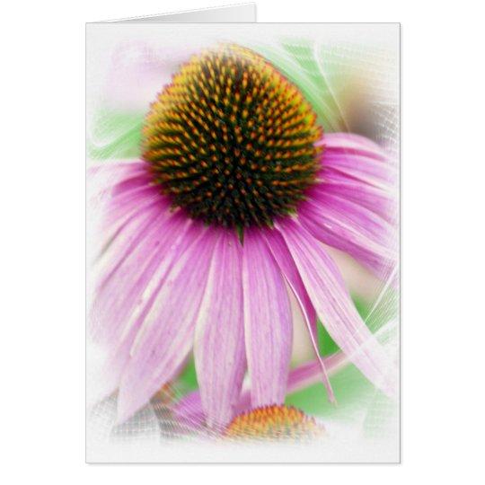 Pale Purple 2 Card