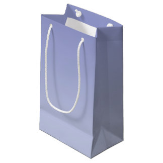 Pale Purple Ombre Small Gift Bag
