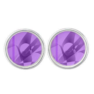 Pale Purple Cufflinks