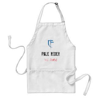 PALE RIDER apron
