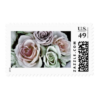 Pale Rose Custom U.S. Postage Stamp