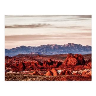 Pale Sky Postcard