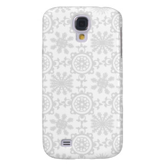 Pale Snowfill Samsung S4 Case