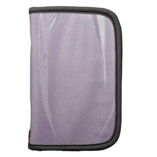 Pale Soft Lilac Folio Planner