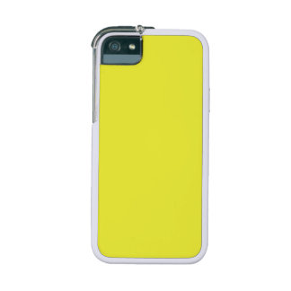 PALE SUNFLOWER YELLOW (solid color) ~ iPhone SE/5/5s Cover