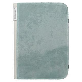 Pale Vintage Aqua Grunge Effect Old Italian Wall Kindle 3G Case