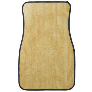 Pale Wood Floor Mat