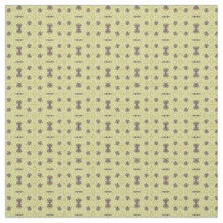 Pale Yellow Rose 2051 Fabric