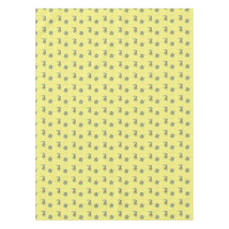 Pale Yellow Rose Tablecloth