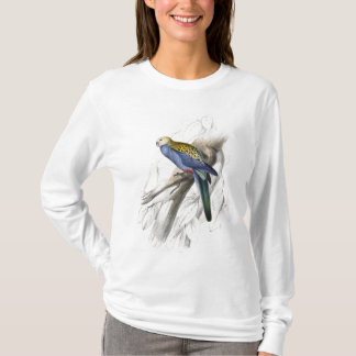 Paleheaded Parrakeet by Edward Lear T-Shirt