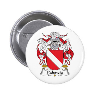 Palencia Family Crest Buttons