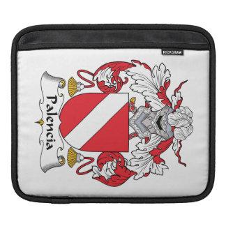 Palencia Family Crest iPad Sleeve