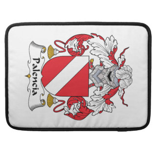 Palencia Family Crest Sleeve For MacBook Pro