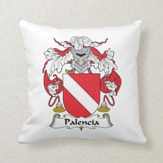 Palencia Family Crest Pillows