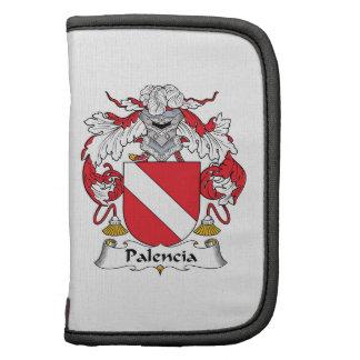 Palencia Family Crest Folio Planner