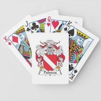 Palencia Family Crest Card Deck
