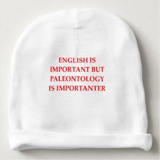 palenotology baby beanie