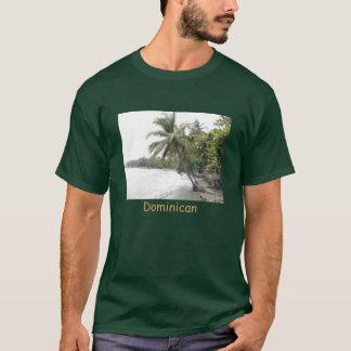 Palenque Beach in Dominican Republic T-Shirt
