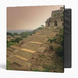 Palenque, Chiapas, Mexico, Maya Binder