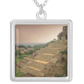 Palenque, Chiapas, México, maya Pendiente Personalizado