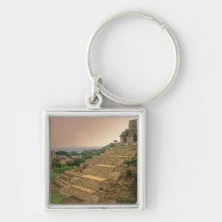 Palenque, Chiapas, Mexico, Maya Key Chain