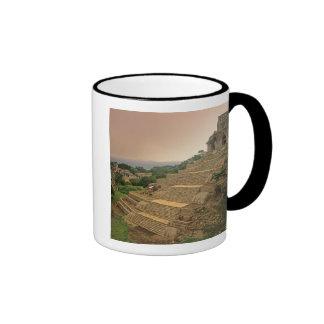 Palenque, Chiapas, Mexico, Maya Coffee Mugs