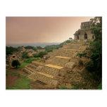Palenque, Chiapas, México, maya Postales