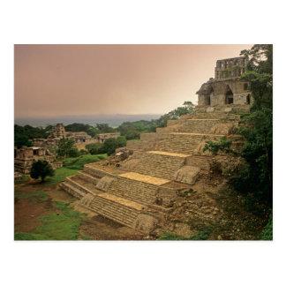 Palenque Chiapas México maya Postales