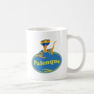Palenque. Coffee Mug
