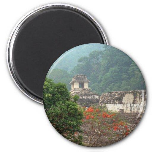 Palenque Jungle, Mexico, Magnet